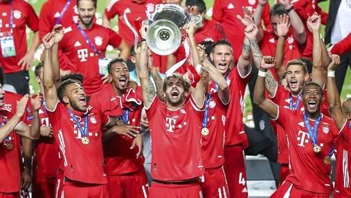 Ще один зірковий футболіст офіційно покидає Баварію