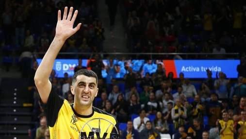 Грузинского баскетболиста не пустили в Россию с командой для участия в финале Лиги чемпионов