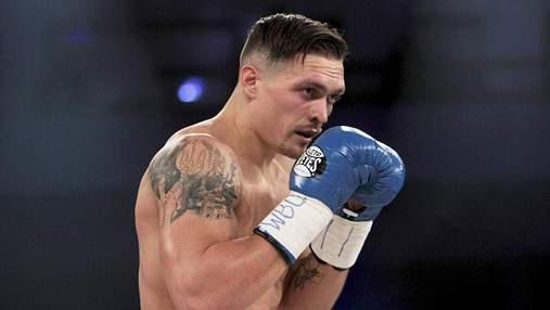 Усик відомим мемом потролив WBO в очікуванні бою з Джошуа: фото