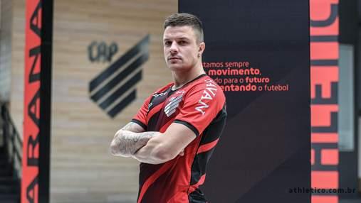 Луческу хоче підписати в Динамо 25-річного бразильця