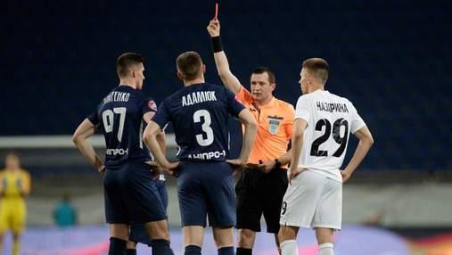 Фейр-плей від команди Йовічевіча: Дніпро-1 виправив помилку судді у матчі з Зорею – відео