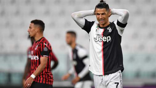 Ювентус – Милан: где смотреть матч Серии А