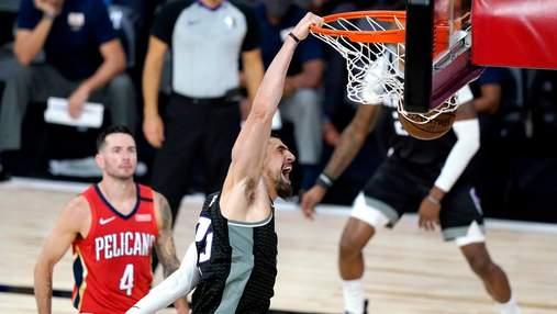 Лень допоміг Вашингтону вирвати вольову перемогу в овертаймі над Торонто у НБА