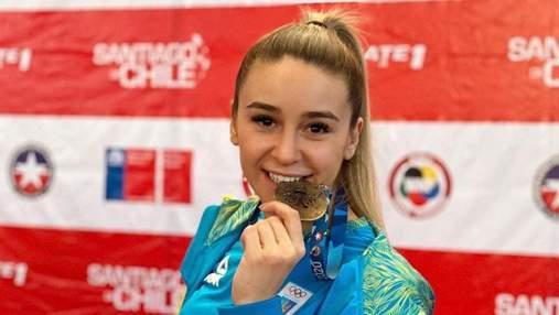 Каратистка Терлюга вакцинувалась від COVID-19 заради дебютної Олімпіади-2020