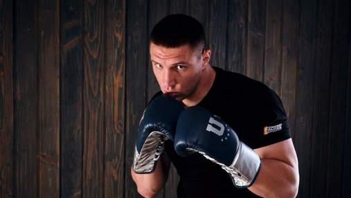 Український боксер Сіренко повертається на  ринг: дата бою