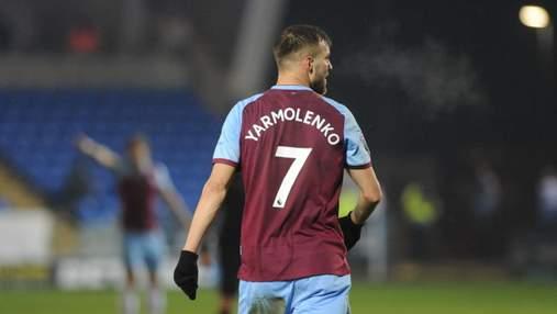 Ярмоленко отметился классной голевой передачей за Вест Хэм U-23