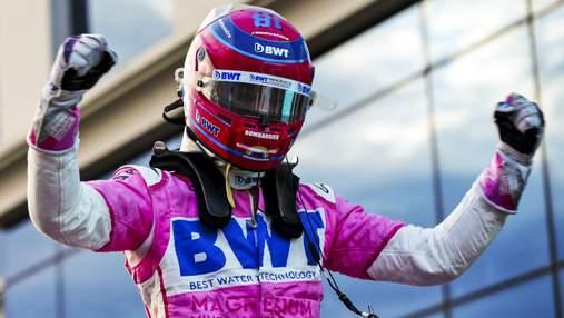 Формула-1: канадец Стролл при обгоне показал россиянину Мазепину средний палец – видео