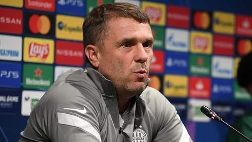 Европейское признание: Ребров – лучший тренер сезона в чемпионате Венгрии