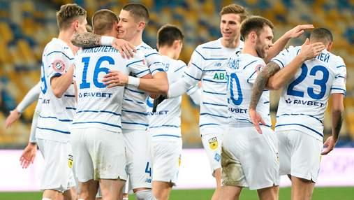 Динамо дізналося можливих суперників у Лізі чемпіонів