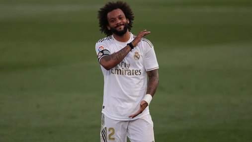 У Марсело конфликт с Зиданом: тренер Реала уже отомстил защитнику