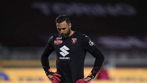 """Голкіпер Торіно назвав одноклубників """"лайном"""" після 7 голів від Мілана"""