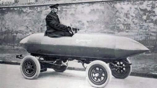 Бесстрашный подвиг: как электромобиль XIX века разогнался до 100 километров в час