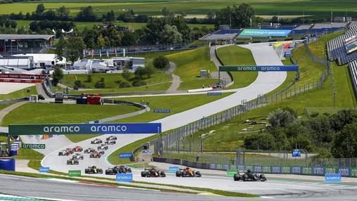 Календарь Формулы-1 подвергся очередным изменениям