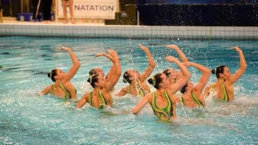 Настоящая феерия: Украина завоевала четвертое золото на ЧЕ по артистическому плаванию