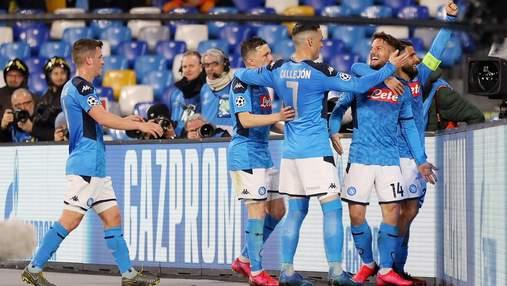 Наполи победил Фиорентину и уменьшил шансы Ювентуса попасть в Лигу чемпионов: видео