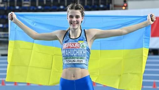 Олимпийская надежда Украины: эксклюзив с лучшей прыгуньей в высоту в мире Ярославой Магучих