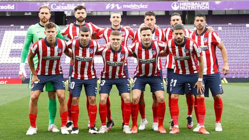 Атлетіко став чемпіоном Іспанії
