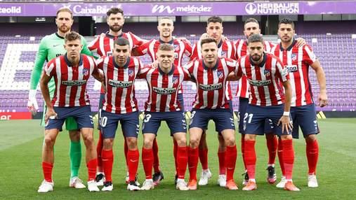 Атлетико стал чемпионом Испании