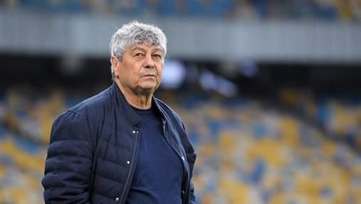 Луческу зізнався, хто переконав його очолити Динамо