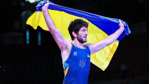 Украинские борцы завоевали 2 медали на чемпионате Европы U-23 Арушанян – чемпион: видео