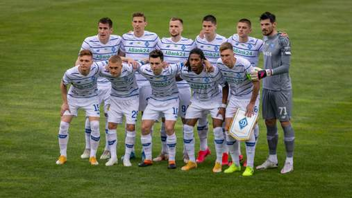 Динамо сыграет с Рапидом в матче-открытии нового стадиона в Румынии
