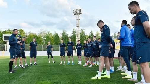 Шевченко не будет делать кадровых изменений в сборной Украины перед матчем с Бахрейном