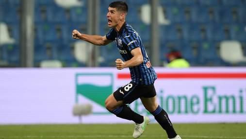 Малиновский забил в Кубке Италии: какую оценку за финал получил лидер Аталанты