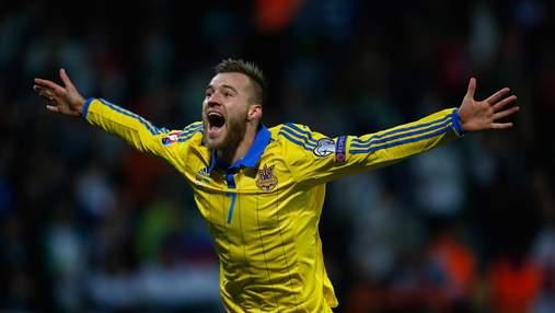 Ярмоленко зізнався, як пішов у запій після провалу на Євро-2016: відео