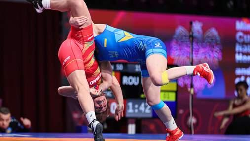 Украинки Демко и Чудик – чемпионки Европы U-23 по борьбе