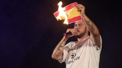 В Іспанії судять репера Пабло Хаселя: називає Зозулю нацистом і оспівує СРСР та війну на Донбасі