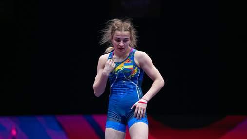 Украинские борчихи Рыжко и Акобия стали чемпионками Европы U-23, у Зеленых – серебро