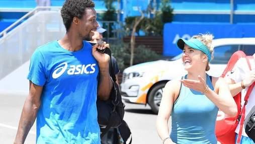 Свитолина и Федерер жестко поиздевались над Монфисом: видео