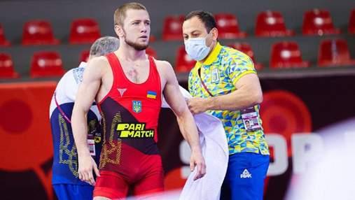 Українські борці греко-римського стилю здобули три медалі чемпіонату Європи U-23: відео
