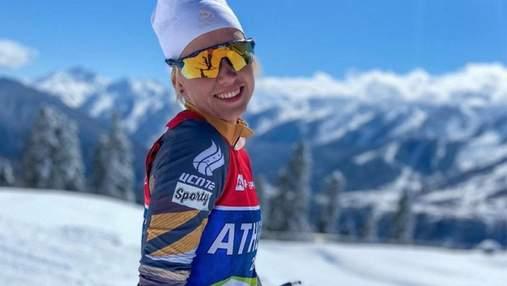 Намек на переход: 21-летняя биатлонистка из России тренируется с женской сборной Украины