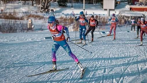 Бринзак спростував перехід російської біатлоністки у збірну України