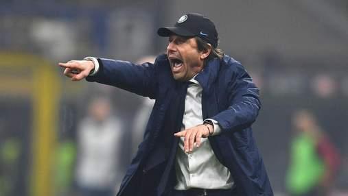 Конте несподівано може покинути чемпіона Серії А