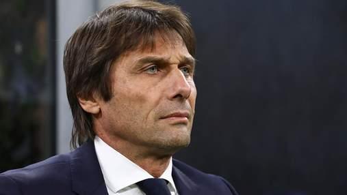 Антонио Конте покинул итальянский Интер после победы в чемпионате