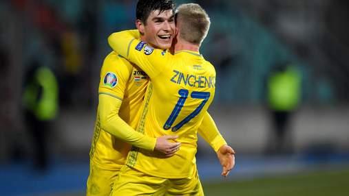 Маліновський – найдорожчий гравець збірної України на Євро-2020
