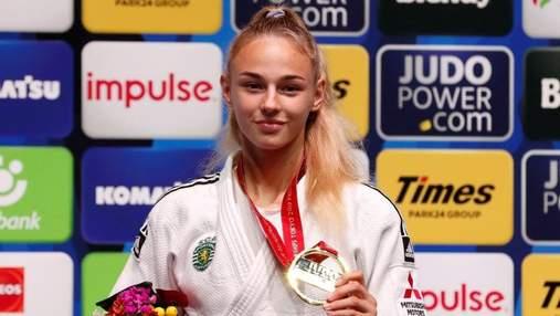 Дарія Білодід пропустить чемпіонат світу з дзюдо: причина