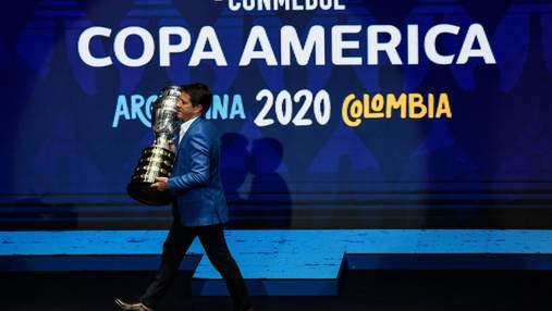 Аргентину лишили права принимать Копа Америка: турнир остался без страны-хозяина