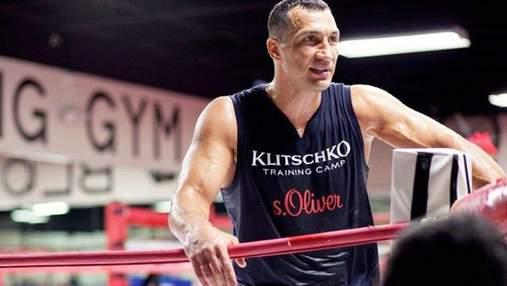 Перед поверненням: Володимир Кличко похизувався відмінною формою – фото