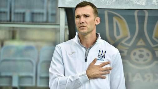 Андрей Шевченко признался, какую команду хочет возглавить после сборной Украины