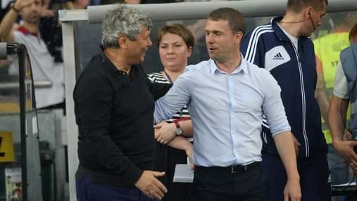 Ребров хоче повернутися у Динамо після відходу Луческу