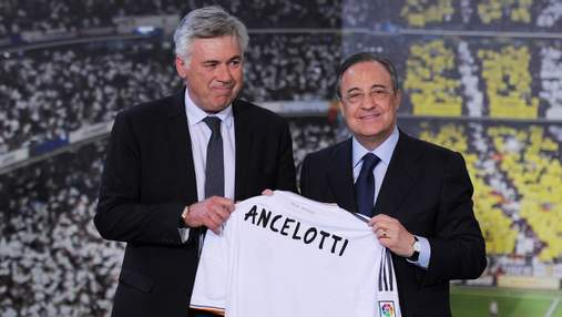 Карло Анчелотти официально вернулся на пост тренера Реала
