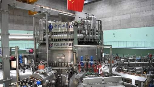Китайский термоядерный реактор установил новый мировой рекорд продолжительности удержания плазмы