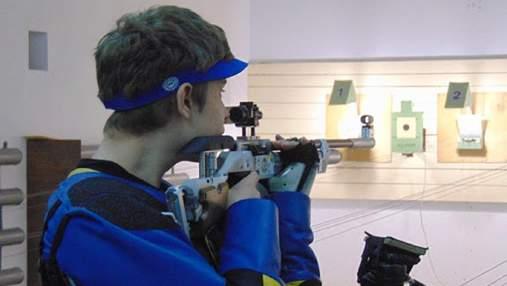 Сборная Украины выиграла чемпионат Европы в скоростной стрельбе