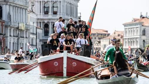 """10 фактів про """"Венецію"""" – найкрасивіший футбольний клуб Італії"""
