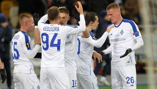 Динамо – у топ-5 команд за кількістю представлених футболістів на Євро-2020: на якому місці УПЛ