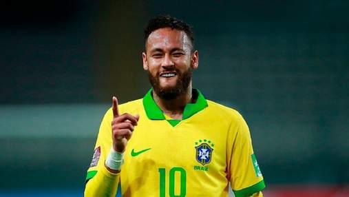 Фанаты набросились на Неймара: бразилец смешно начал прихрамывать – видео