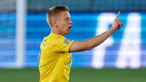 Вся команда у зборі: Зінченко прибув до розташування збірної України